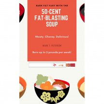 50-Cent Fat-Blasting Soup