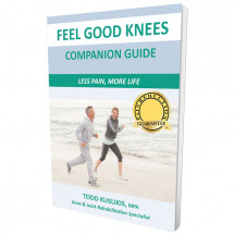 Feel Good Knees For Fast Pain Relief